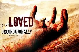 crucifixtion nail hand