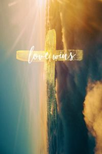 Cross_love wins