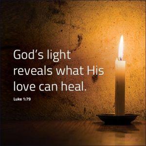 Light Reveals to Heal_Luke 1.78.79