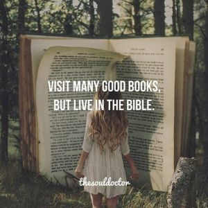 read books_live the Bible